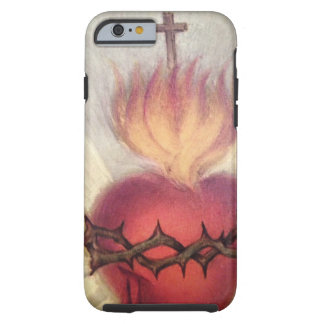 Sacred Heart phone case Tough iPhone 6 Case
