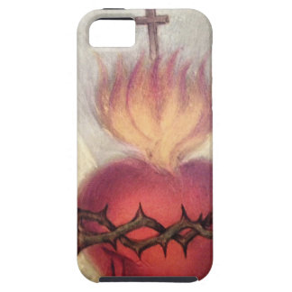 Sacred Heart phone case iPhone 5 Cases