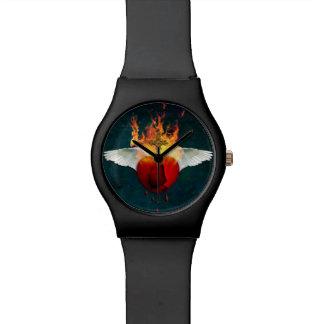 Sacred Heart Wrist Watches