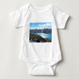 sacred Lake Baby Bodysuit