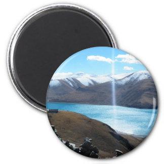 sacred Lake Magnet