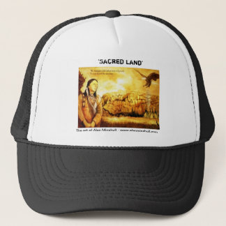 Sacred Land Trucker Hat