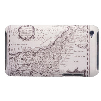 Sacred Map of Palestine, The Promised Land Barely There iPod Cover