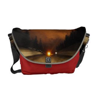Sacred Mountain 1 Courier Bag