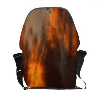 Sacred Mountain 4 Courier Bag