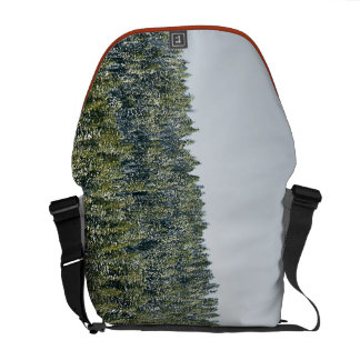 Sacred Mountain 8 Courier Bag