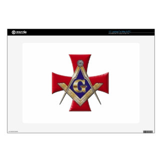 "Sacred Order of the Brotherhood Skin For 15"" Laptop"