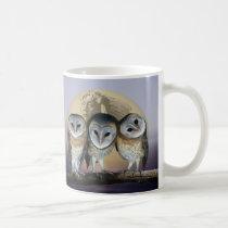 Sacred Owl North American Indian Coffee Mug
