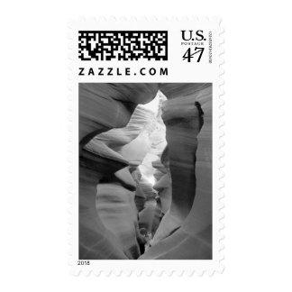 """Sacred Passage"" Antelope Canyon Postage Stamps"