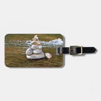Sacred rock pile Sedona Creak Tag For Luggage