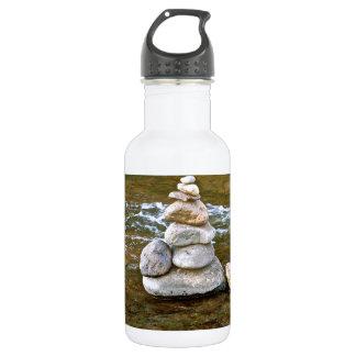 Sacred rock pile Sedona Creak Water Bottle