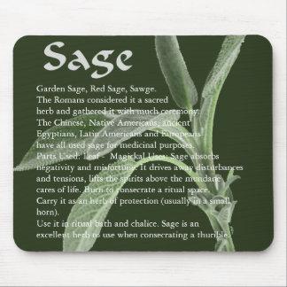 Sacred Sage Mouse Pads