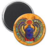 Sacred Scarab of Ancient Egypt Magnet