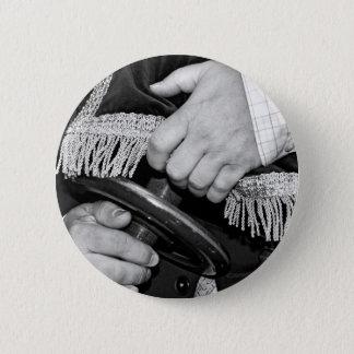 Sacred Scrolls Pinback Button