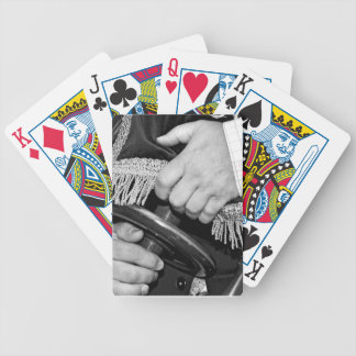 Sacred Scrolls Bicycle Playing Cards