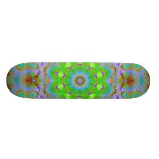 sacred skateboard deck