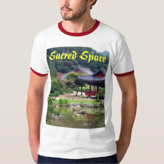 Sacred Space mens shirt