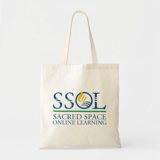 Sacred Space Online Learning (SSOL) Tote Bag