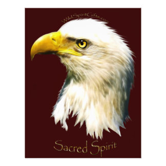 SACRED SPIRIT Bald Eagle Flyer