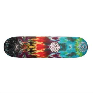 Sacred Tie Dye Limited Skateboard