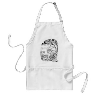 Sacred Tree of Fertility Aprons