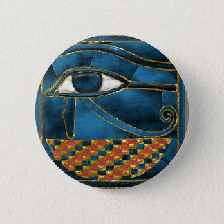 Sacred Wedjat Pinback Button