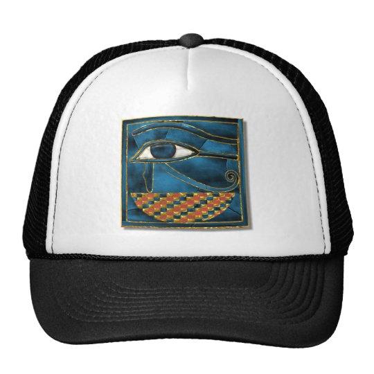 Sacred Wedjat Trucker Hat