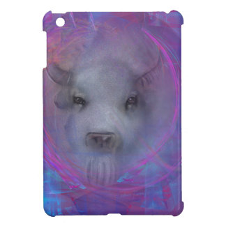 "Sacred ""White Buffalo"" ""native american"" gifts Case For The iPad Mini"