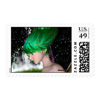 SacredSolitude Postage Stamps