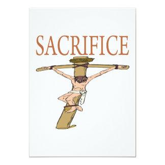 Sacrifice Card