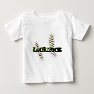 Sacrifice Fastpitch Softball Baby T-Shirt