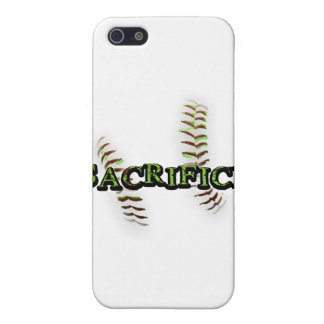 Sacrifice Fastpitch Softball Cover For iPhone SE/5/5s