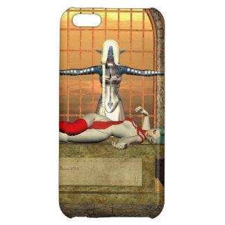 sacrifice iPhone 5C cover