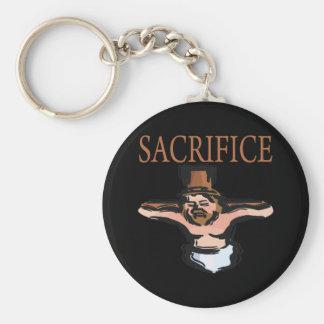 Sacrifice Keychain