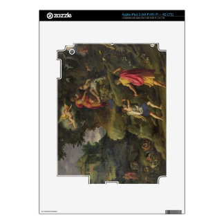 Sacrifice of Isaac, 1601 (oil on panel) Skins For iPad 3