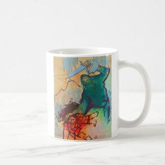 Sacrifice of Isaac by Adi Holzer Coffee Mugs