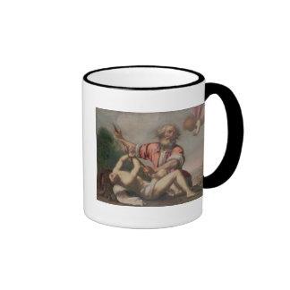Sacrifice of Isaac Coffee Mugs