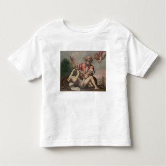 Sacrifice of Isaac Toddler T-shirt