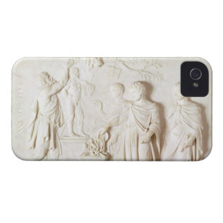 Sacrifice to Hercules, c.1766 (marble) iPhone 4 Case