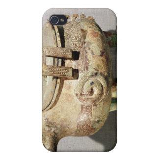 Sacrificial 'hsi-ting' animal figure iPhone 4 case