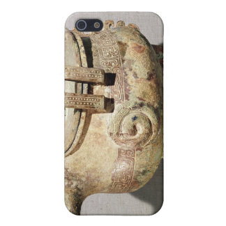 Sacrificial 'hsi-ting' animal figure iPhone 5 case