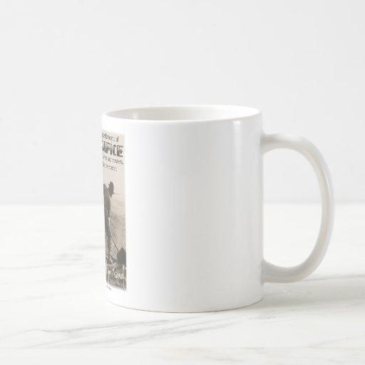 Sacrificio Tazas De Café