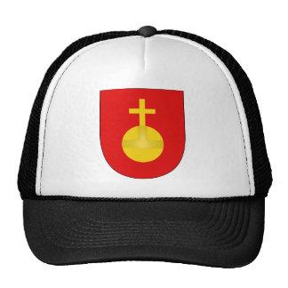 Sacro Imperio Romano del escudo del brazo de la ca Gorra