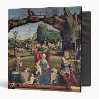 """Sacros Conversazione, c.1500 (aceite en el panel) Carpeta 1 1/2"""""""