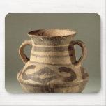 Sacuda, de la provincia de Gansu, c.1300-700 A.C. Alfombrillas De Raton