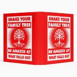 Sacuda su árbol de familia