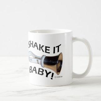 ¡Sacúdalo bebé! Taza Clásica