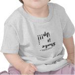 ¡Sacúdalo para arriba!!! Camiseta
