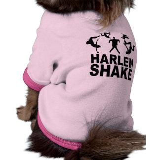 Sacudida de Harlem de la estafa del Todos Camisetas De Perrito