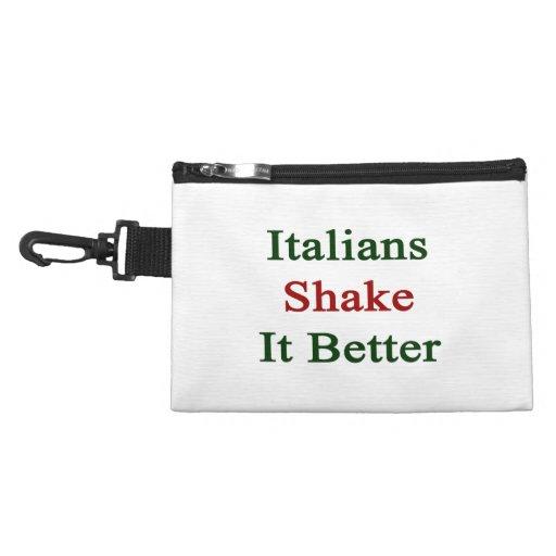 Sacudida de los italianos él mejor